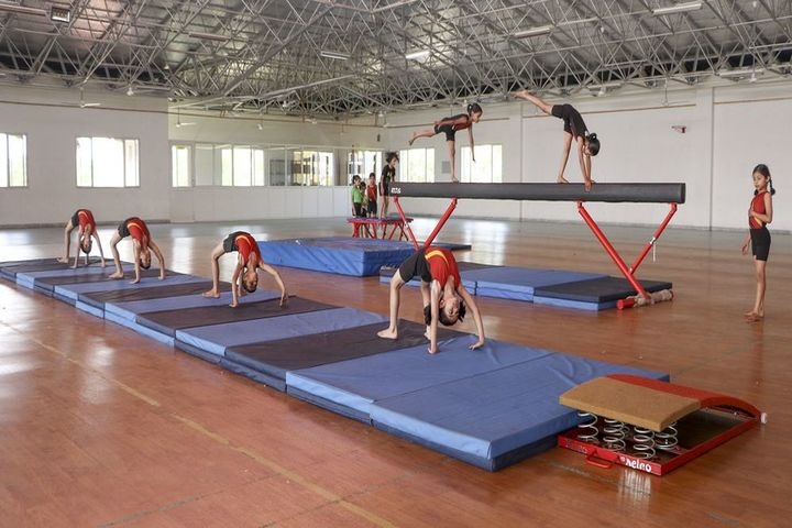 Pathseekers School- Gymnastics