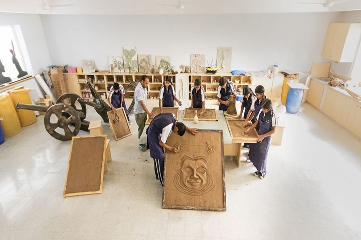 Pathseekers School- Sculpture Classes