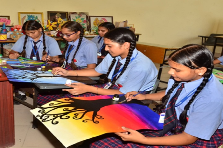 Pioneer School-Drawing Competition