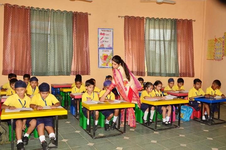 Pioneer School-Classroom