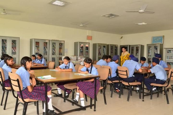 Pioneer School-Library