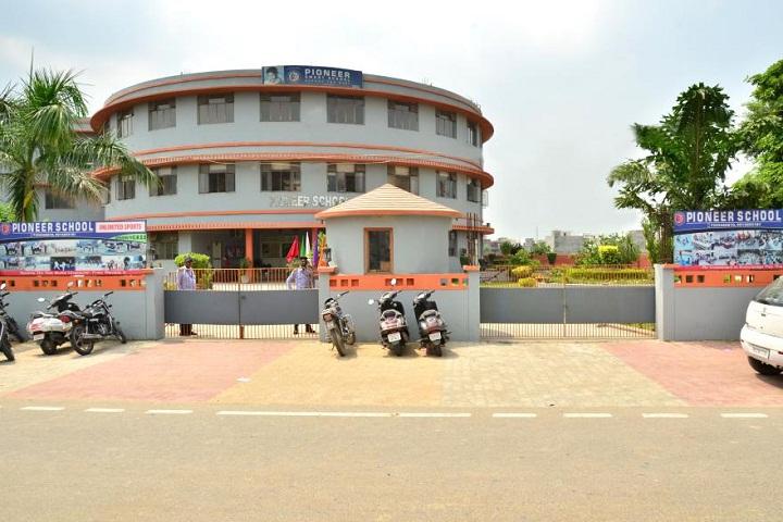 Pioneer School-Parking