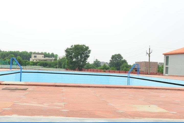 Pioneer School-Swimming-Pool