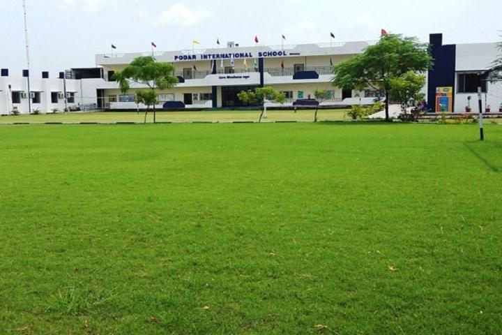 Podar International School-Building