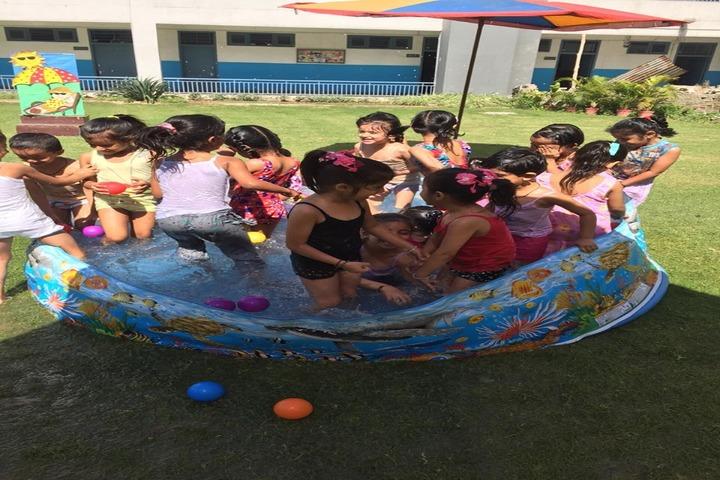Police DAV Public School-Splash Pool