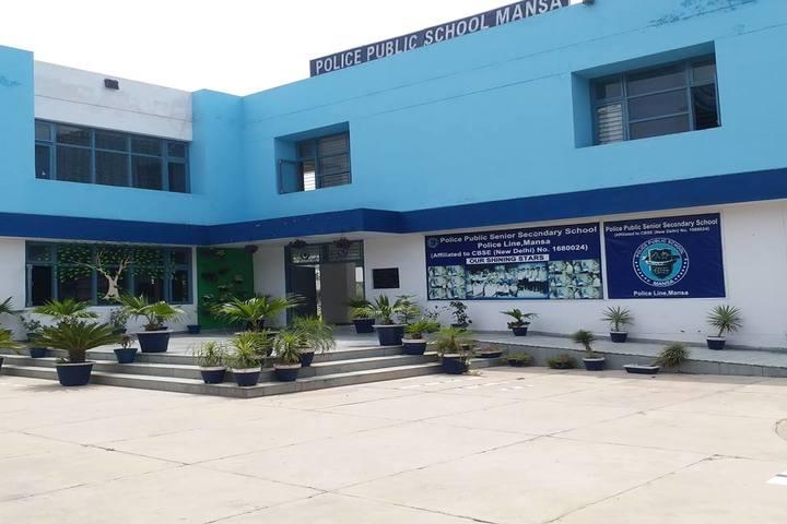 Police Public School-School Building