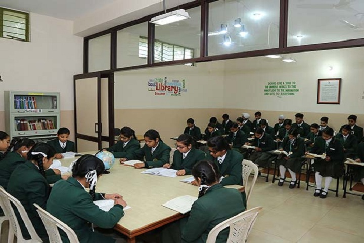 Prita Lee Lesson School-Library
