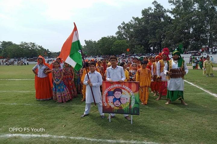 Prita Lee Lesson School-Republic Day Celebrations