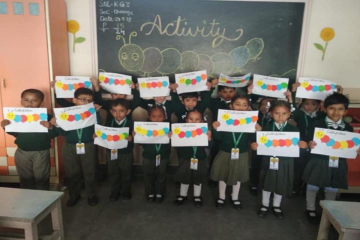 Prita Lee Lesson School-Activity