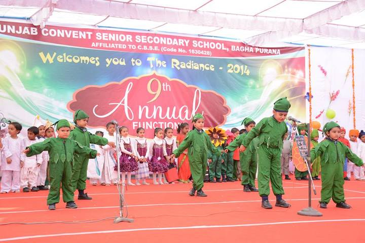 Punjab Convent  School - Annual Function