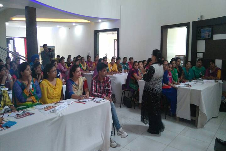 Punjab Convent  School -Workshop