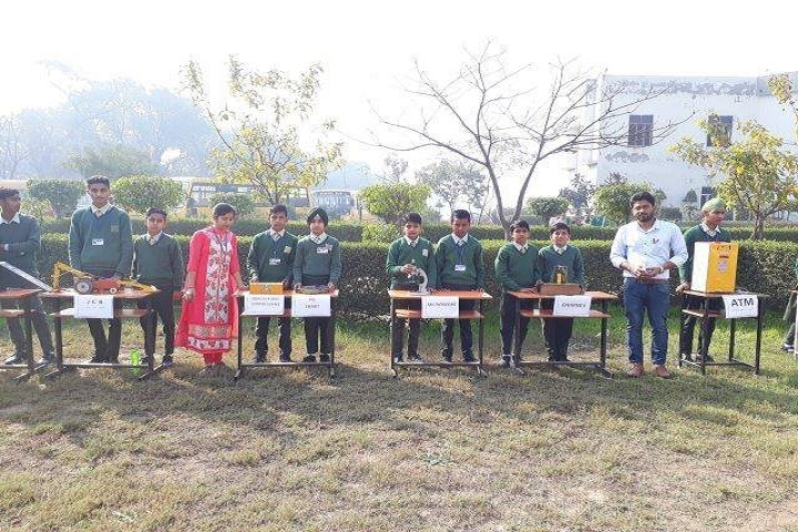 Punjab Convent School-Debat