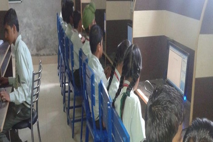 Punjab Convent School-Computer-Lab