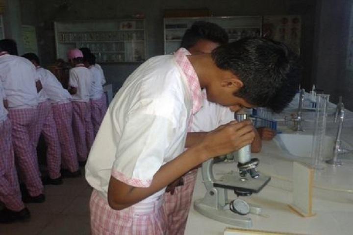 Punjab Convent School-Physics-Lab