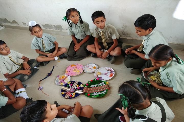 Punjab Convent School-Rakhi