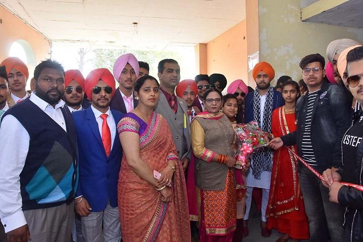 Punjab International Public School-Farewell