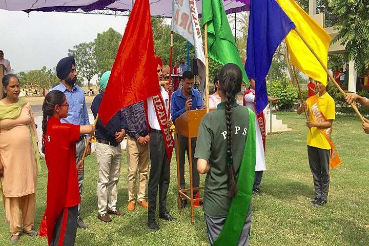 Punjab International Public School-Sports Meet