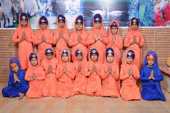 Punjab Public School-Orange Day