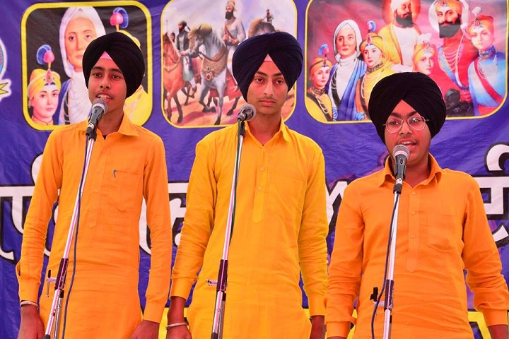 Punjab Public School-Singing