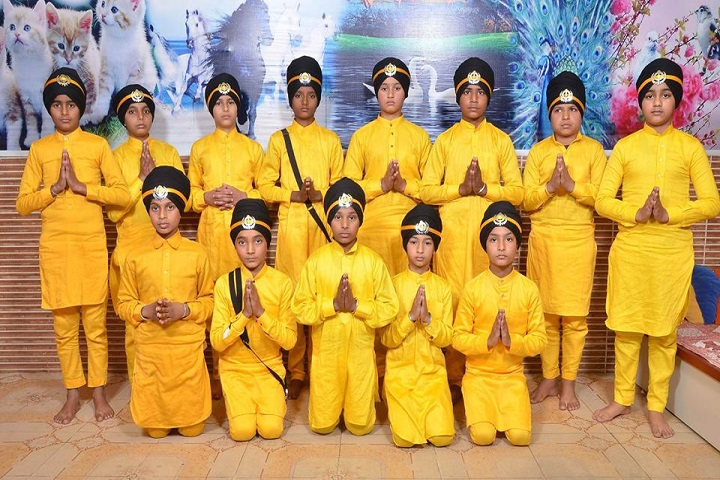 Punjab Public School-Yellow Day