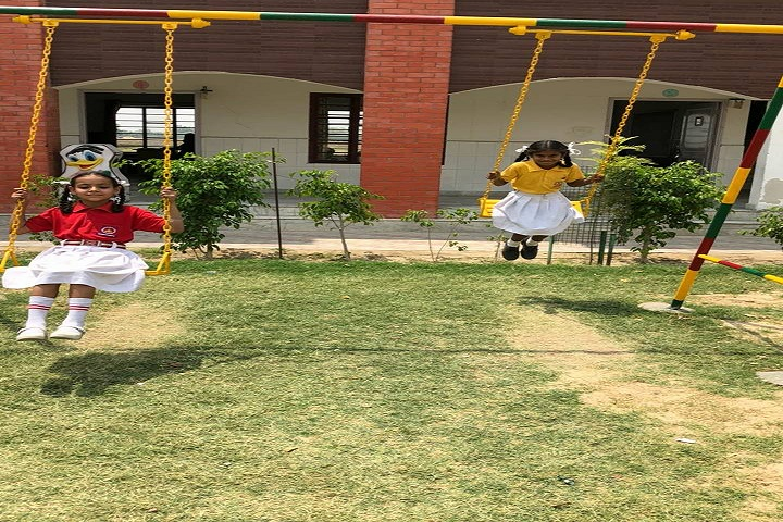Play Punjab Public School-Kids