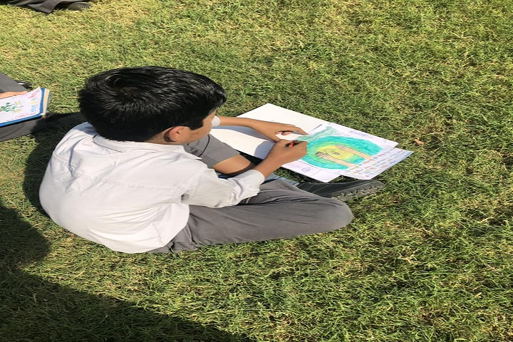 Punjab Public School-Art