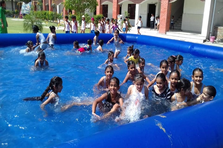 Punjab Public School-Swimming Pool