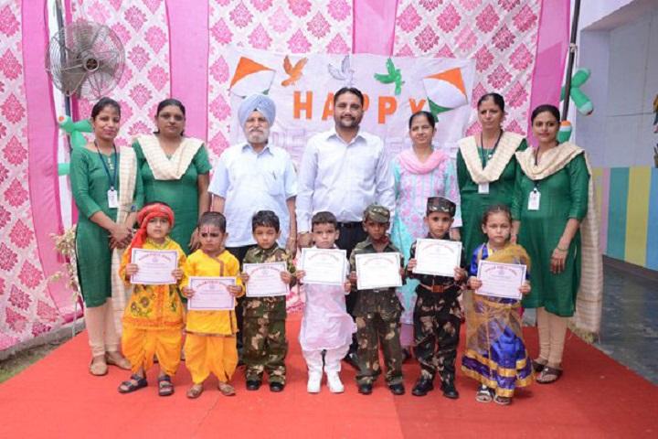 Punjab Public School-Awards