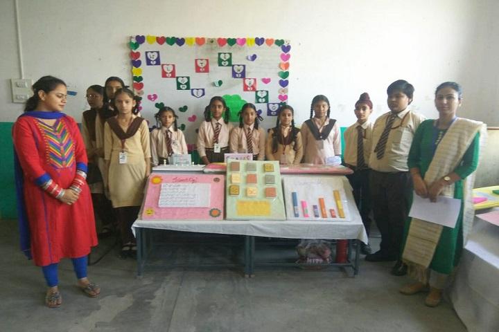 Punjab Public School-Exhibition