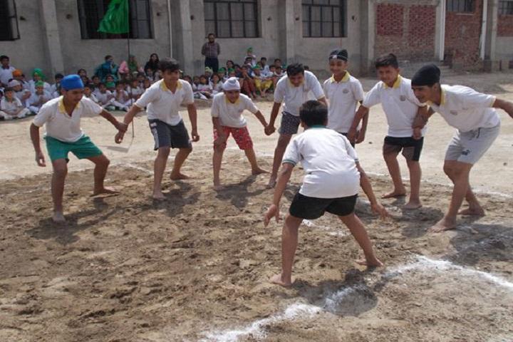 Punjab Public School-Indoor Games