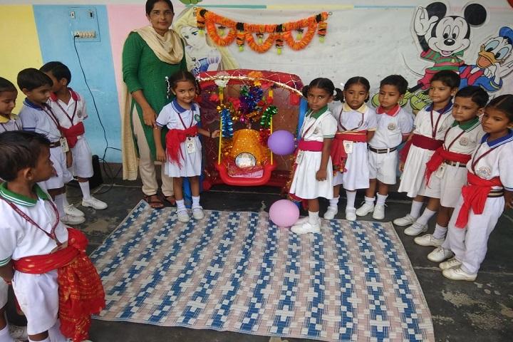 Punjab Public School-Kids