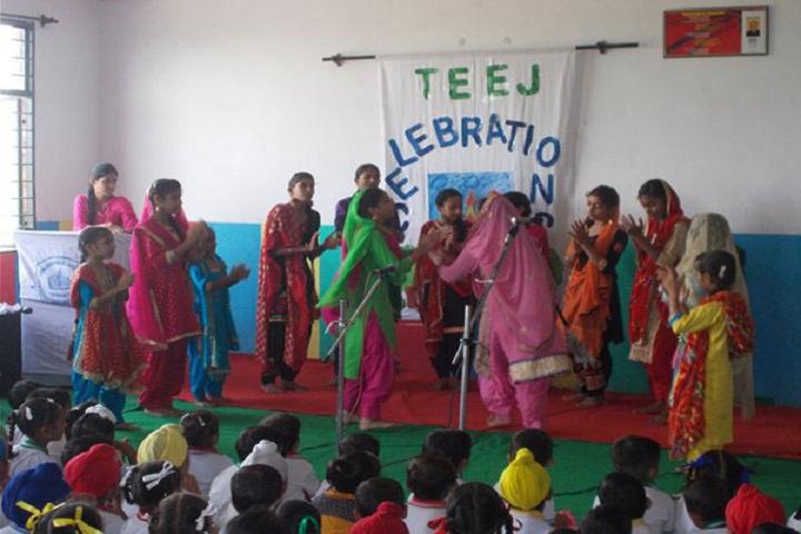 Punjab Public School-Singing