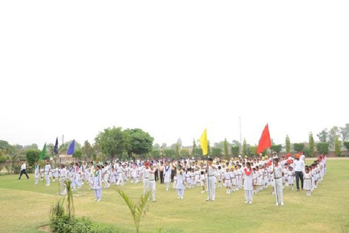 Punjab Public School-Sports Meet