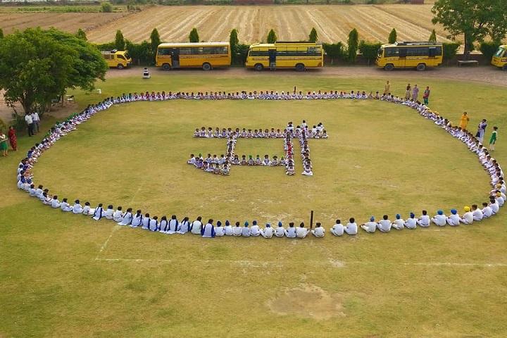 Punjab Public School-Yoga