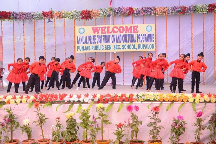 Punjab Public Senior Secondary School-Annual Day Celebrations
