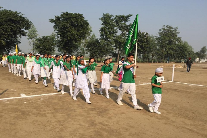 Punjab Public Senior Secondary School-Sports Day Celebration