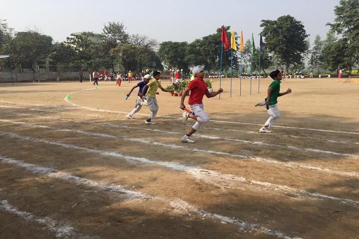 Punjab Public Senior Secondary School-Play Ground