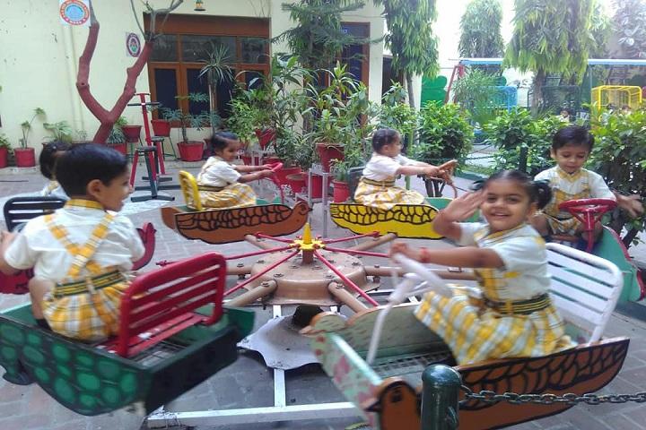 R K S Senior Secondary Public School-Play Area
