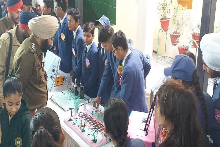 R K S Senior Secondary Public School-Science Fair
