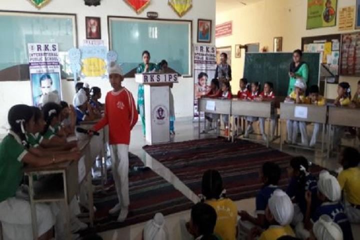 R K S International Public School-Activity