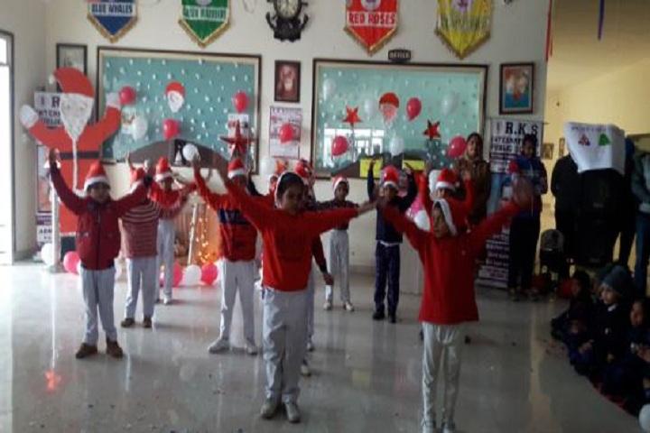 R K S International Public School-Chritmas Celebrations