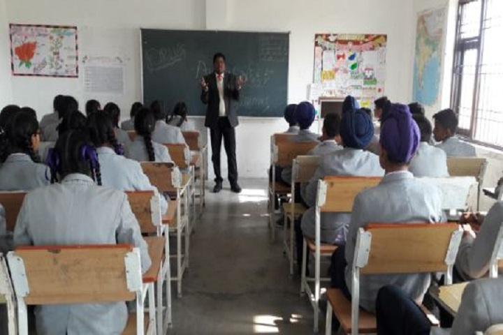 R K S International Public School-Class Room