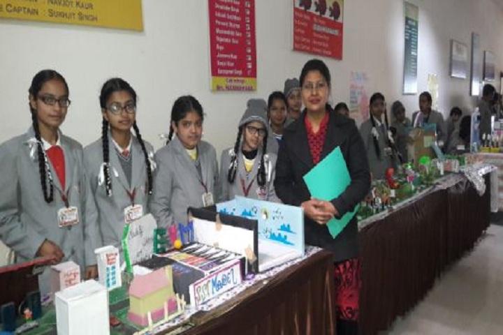 R K S International Public School-Exhibition