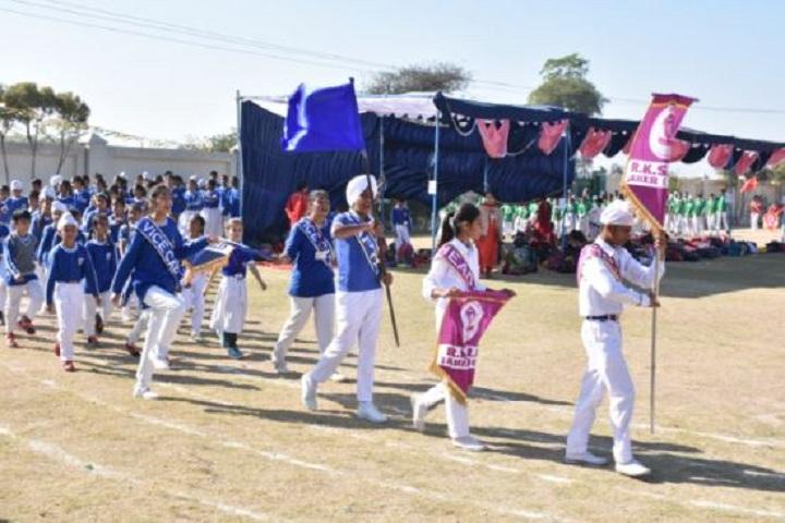 R K S International Public School-Sports Day Celebrations