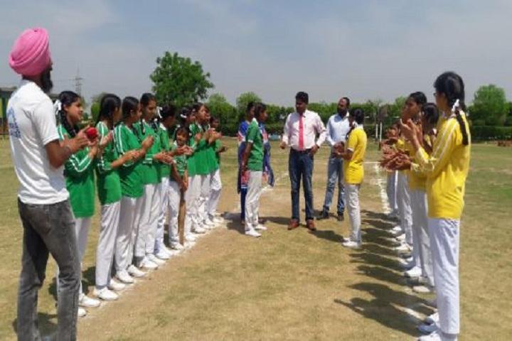 R K S International Public School-Sports