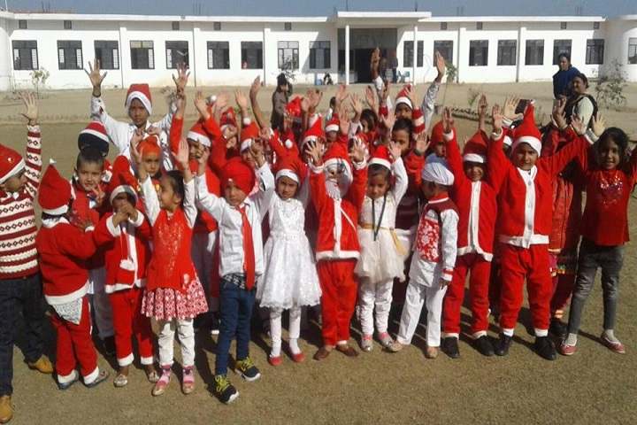 R P International Senior Secondary School-Christmas