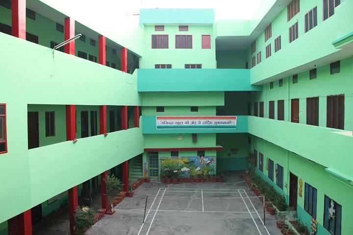 Rajindera Public Senior Secondary School-School Campus
