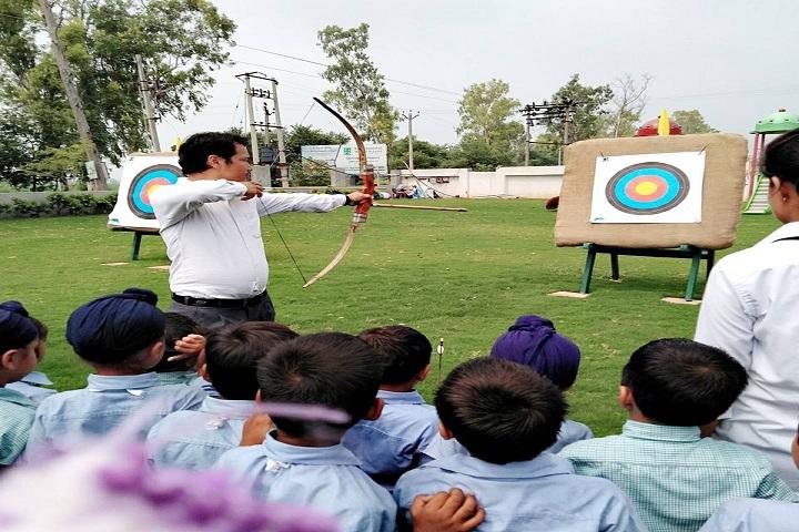 Rajindera Public Senior Secondary School-Sports