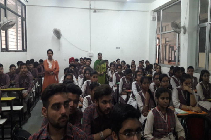 Ramjidas Bhagwandas Dav Senior Secondary Public School-Vigilance Awareness Program