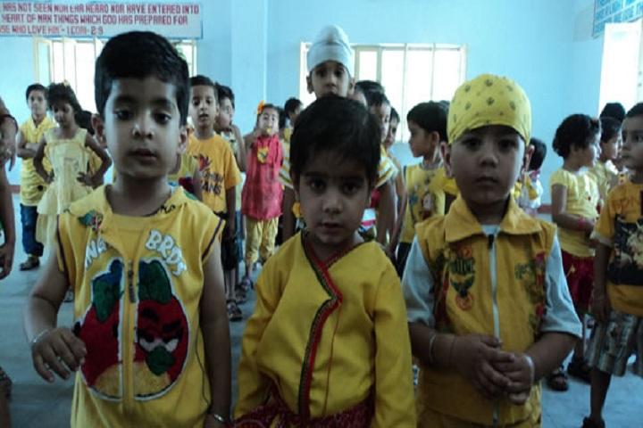 Rhema International School-Dance Room